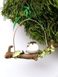 diy woodland bird ornament christmasornaments com