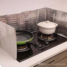 stove splash guard kitchen oil splash guard gas stove cooker oil removal scald proof