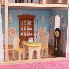 kidkraft majestic mansion dollhouse for girls 65252 salsa and gigi