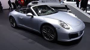 fastest porsche 2017 2017 carrera cabriolet the lacarguy blog
