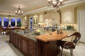 large kitchen designs with islands two tone large kitchen island with brown and white finished also