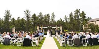 wedding venues in colorado springs wedgewood black forest weddings price out and compare wedding