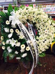 funeral flowers delivery dangwaflorist send funeral flowers delivery manila philippines