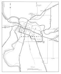 Map Of Sac State by California City Maps At Americanroads Com