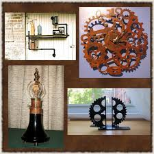 steampunk home decor instadecor us
