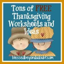 thanksgiving resources elementary grades startsateight