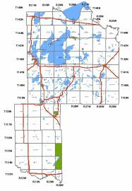 mn counties map cass county maps