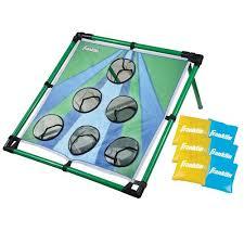 bean bag u0026 washer toss game bean bag boards academy