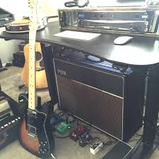 How To Build A Recording Studio Desk by The Home Recording Studio Achievable Affordable Ergonomic