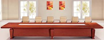 Conference Meeting Table 32 Wooden Conference Table Fohk H8036 Foh