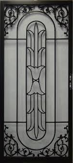225 steel security door west tennessee ornamental door