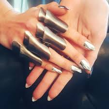 nail and manicure tips u0026 trends glamour