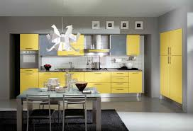 kitchen with yellow walls and gray cabinets kitchen yellow walls interesting large size of kitchenwhat color