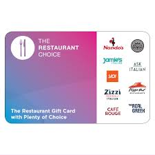 restaurants gift cards 50 restaurant choice gift card