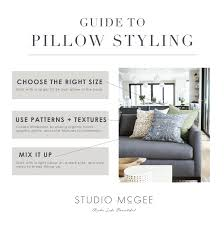 Large Sofa Pillows Back Cushions by Last Day To Get 25 Off Sm Pillows Styling Inspiration U2014 Studio Mcgee