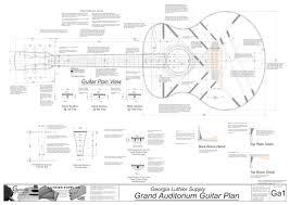 grand auditorium guitar plans electronic version grand auditorium
