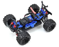 monster jam monster trucks toys latrax teton 1 18 4wd rtr monster truck blue by traxxas