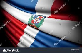 Flag Of The Dominican Republic Flag Dominican Republic Stock Illustration 39992686 Shutterstock