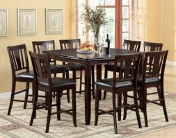red barrel studio birchover 7 piece counter height dining set