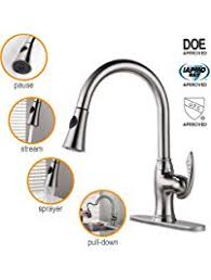 German Made Kitchen Faucets Touchless Best Faucet Old Fashioned Kitchen Sink Faucets Amazon Com Kitchen U0026 Bath Fixtures