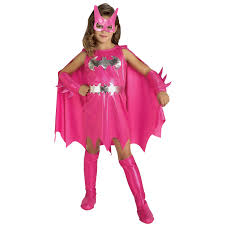 Batman Halloween Costumes Girls Pink Batgirl Child Costume Buycostumes