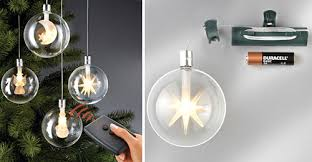 these wireless led tree ornaments don t really seem that