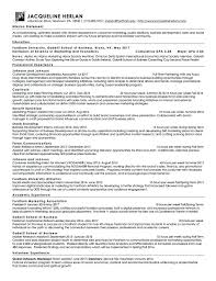 Best Resume For Sales And Marketing by Jacquelineherlan Resume