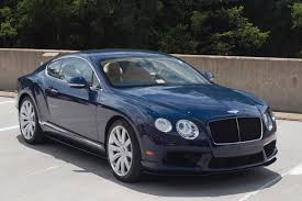 bentley blue color 2014 bentley continental gt v8 s stock 4nc096190 for sale near