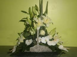 corbeille mariage corbeille fleurs pour mariage atelier floral