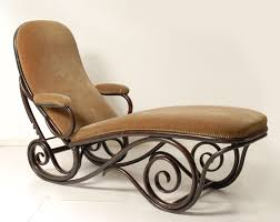 chaises thonet bentwood chaise lounge lounge chair by michael thonet for thonet