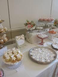 Bridal Shower Dessert Table Vintage Elegant Bridal Shower Dessert Table Sweet Tablescapes