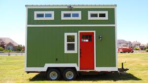 Tumbleweed Tiny House B 53 by The Birchwood By Upper Valley Tiny Homes Tiny House Design Ideas