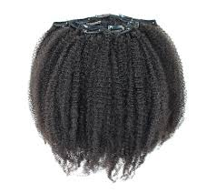 clip hair for kinks clip ins heat free hair movement