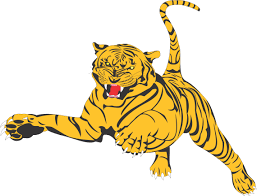 tiger clip art for kids free clipart images clipartandscrap