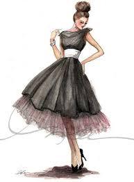 130 best artwork vintage fashion sketches images on pinterest