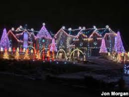 elburn il larsen u0027s christmas lights