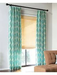 sliding glass door blinds and curtains diy u0026 crafts that i love