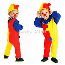 Joker Halloween Costume Kids Shop Fantasia Unisex Kids Halloween Circus Clown Costumes