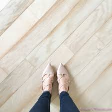 White Wash Wood Vinyl Flooring Wood Flooring