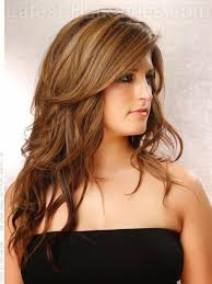 layered highlighted hair styles women s hairstyles stylish layered hair brown highlight layered