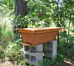 Harvesting Honey From Top Bar Hive Top Bar Hive Netshed Com