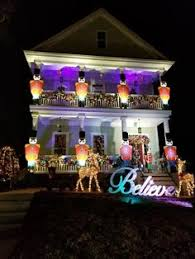 mcadenville christmas lights 2017 charlotte vacation and city