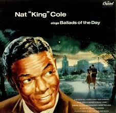 nat king cole ballads of the day uk vinyl lp album lp record