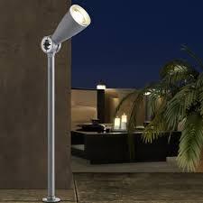 low voltage led column lights flo low voltage garden lights post light 3170191 3171191