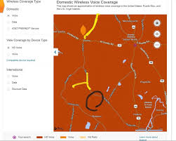 At T United States Coverage Map by Recently I Get 122db Cellular Service At My Home At U0026t Community