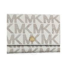 Sho Wallet michael kors vanilla wallet on a chain vanilla michael kors