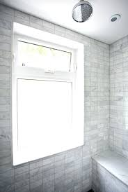 Bathroom Window Curtain Ideas Bathroom Window In Shower Ideasbathroom Shower With Window