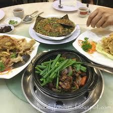 cuisine in kl goodyfoodies restoran xian cantonese cuisine cheras kl