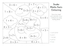 coloring pages worksheets math color by number worksheets number 8 coloring page kart 8