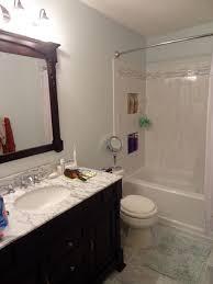 updating bathroom ideas bathroom upgrade one day bath remodel bathroom upgrade ridit co